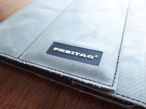 FREITAG ipadairケースのロゴ