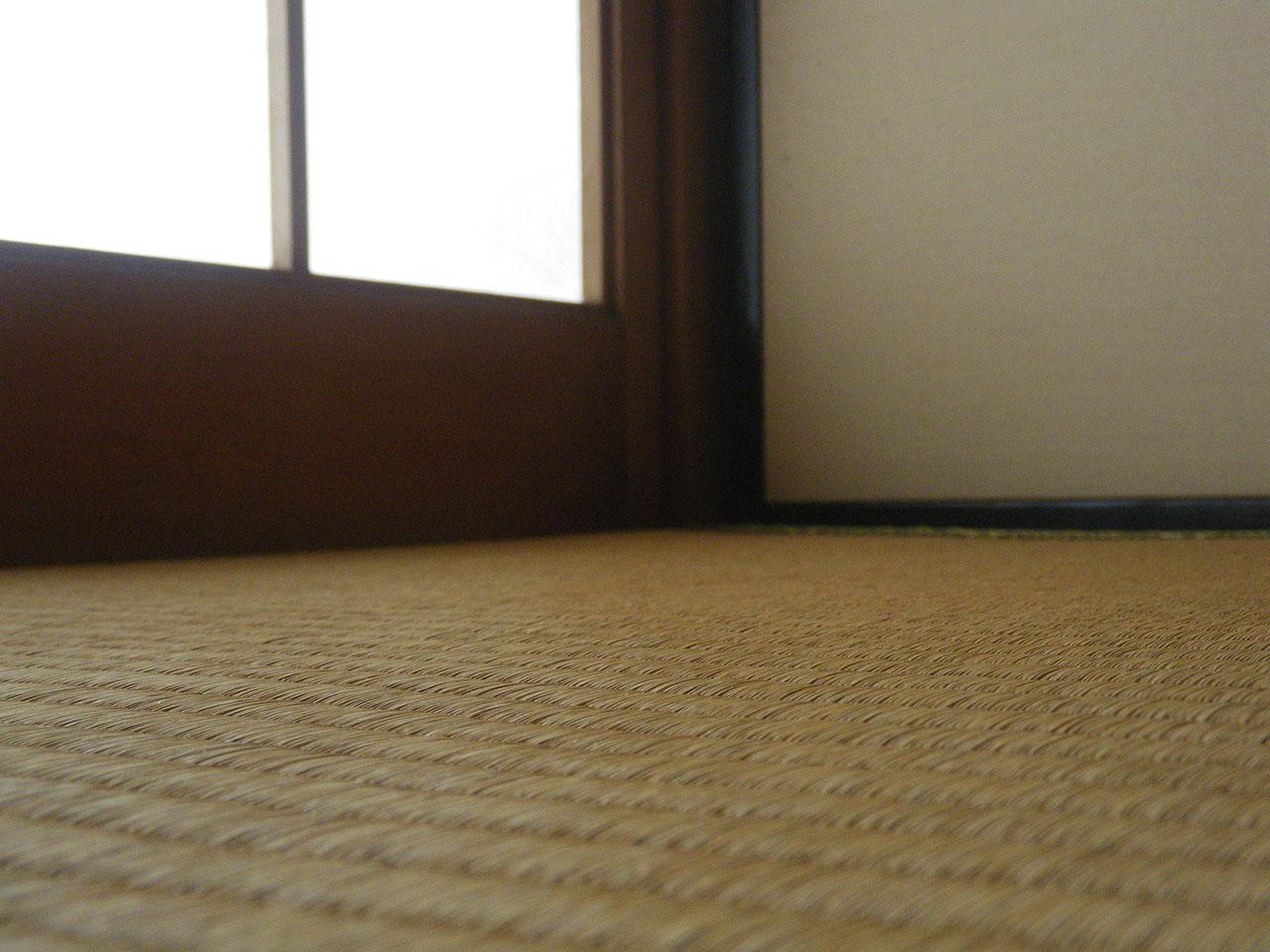 pentax w60で撮影した畳