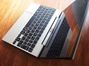 dynabookタブレットs29斜めからの画像